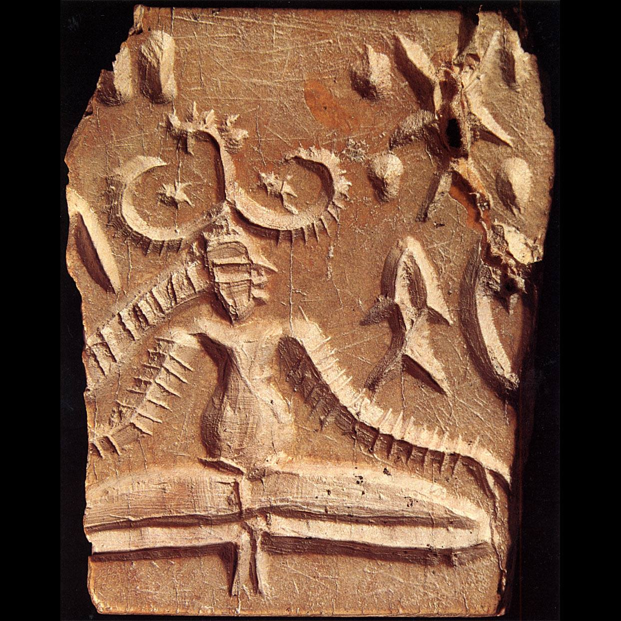seals and tablets inscriptions from the ancient indus valley mohenjo daro seal