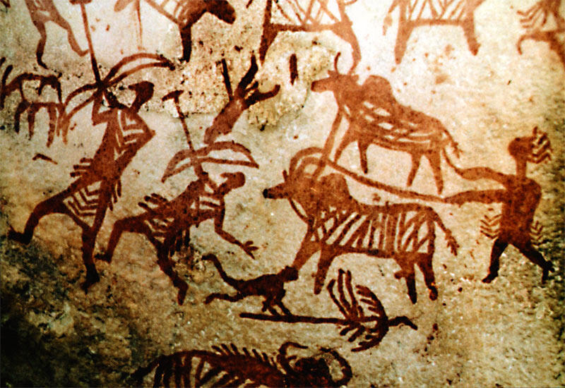 Packet #1. Prehistoric Cave Art – Evergreen Art Discovery  |Ancient Rock Cave Drawings