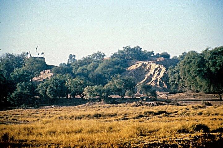 Harappa mound