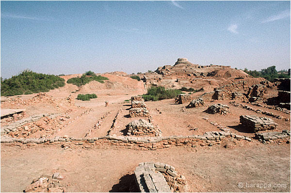 The Mysterious Pillared Hall In Mohenjo Daro