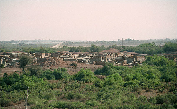 Harappa: New Discoveries on its Origins and Growth