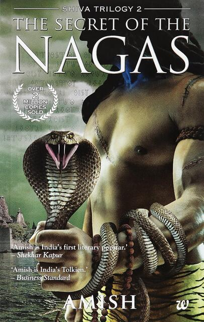Secret of the Nagas by Amish Tripathi