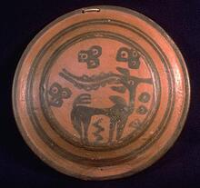 Blackbuck Antelope Dish or Lid