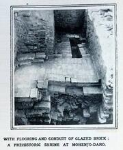 """""""At Harappa, Mr. Daya Ram Sahni's excavations disclosed as many as seven or eight successive levels, demonstrating the long and continuous occupation of the site during many hundreds of years prior to the third century B.C."""""""