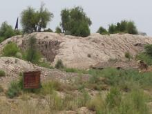 Site of Amri, Sindh