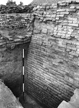 Wall Construction, Mohenjo-daro