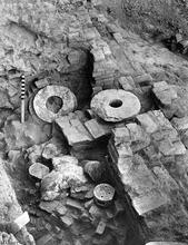 Mohenjo-daro Ringstones and Smaller Stone Objects