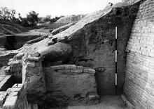 Granary Excavations, Mohenjo-daro [6]