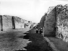 First Street, Lower Levels Mohenjo-daro
