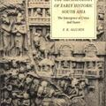 The Archaeological History of South Asia - F.R. Allchin