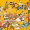 Are there connections between the Ramayana epic and the Indus Valley Civilization?